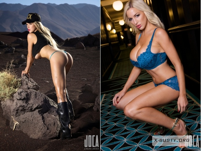 Jordan Carver - Sick + Sin City