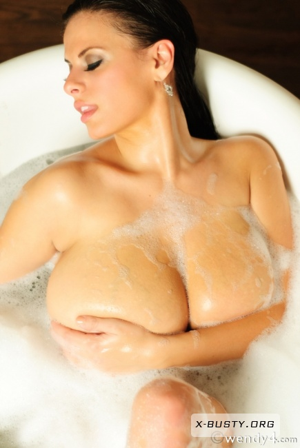 Wendy Fiore - Bath Tub