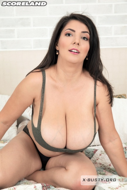 Lara Jones - No Bra Can Hold 'Em